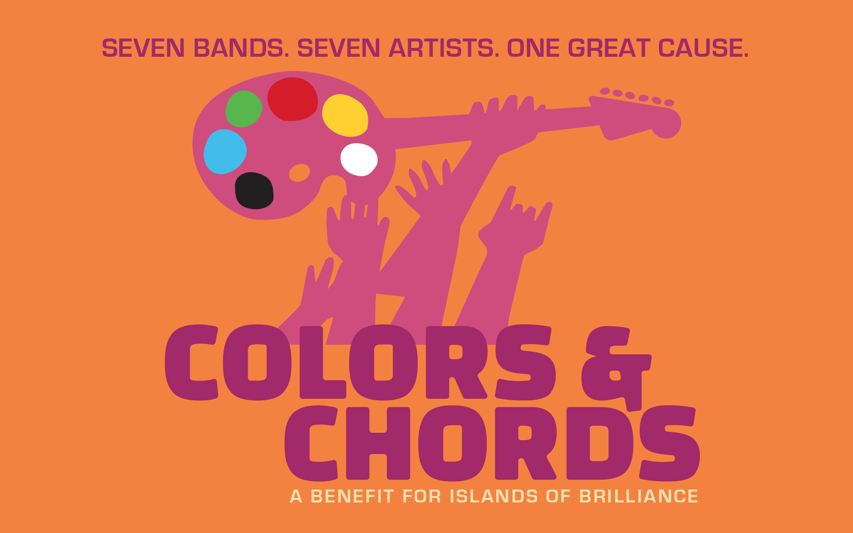 Save the Date for Colors & Chords!